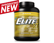 DYMATIZE PROTEINA EXTENDED RELEASE ELITE XT 4,4 LBS BANANA