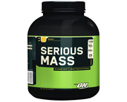 ON SERIOUS MASS PARA GANAR MASA MUSCULAR 6 LBS STRAWBERRY