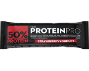 FCB PROTEIN PRO HIGH PROTEIN BAR BARRAS PROTEINAS STRAWBERRY