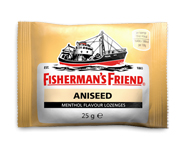 FISHERMANS FRIEND PASTILLAS MENTOL ALIVIAR DOLORES 120 U ANIS