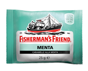 FISHERMANS FRIEND PASTILLAS MENTOL ALIVIAR DOLORES 20 U MINT