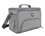 FITMARK THE BOX LG BOLSO ORGANIZADOR DE COMIDAS STEEL GRAY
