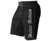 BETTER BODIES SHORTS ENTRENAMIENTO FLEX BOARD SHORTS (M) BLACK