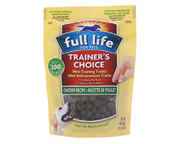 FULL LIFE TRAINERS SNACKS MASTICABLES ENTRENAMIENTO PERRO CHICKE