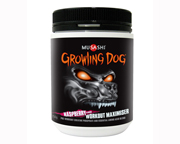 GROWLING DOG CREATINA & AMINO WORKOUT MAXIMISER 750 GR RASPBERRY