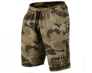 GASP SHORTS DE ENTRENAMIENTO THERMAL TRAINING SHORTS (M) CAMO