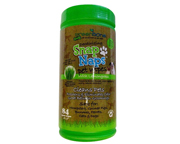 GREENBONE SNAP NAPS PET WIPES TOALLITAS HUMEDAS MASCOTAS 84 UNID