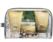 H2O+ PACK SEA SALT SPA TRIO: GEL DE DUCHA+ EXFOLIANTE + CREMA
