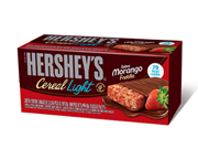 HERSHEYS BARRAS DE CEREAL LIGHT BOX 12 UNID FRUTILLA