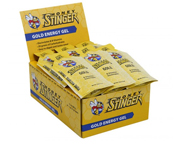 HONEY STINGER CLASSIC GOLD ENERGY GEL ENERGIZANTE BOX 24 U HONEY
