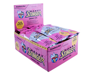 HONEY STINGER ENERGY GEL CON CAFEINA TE VERDE BOX 24 U STRAWBERR
