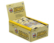 HONEY STINGER ORGANIC ENERGY GEL ENERGIZANTE BOX 24 U VANILLA