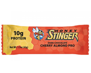 HONEY STINGER PROTEIN BAR BARRAS PROTEINAS CHERRY ALMOND