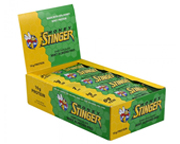HONEY STINGER PROTEIN BAR BARRAS PROTEINAS 15 U CHOC MINT ALMOND