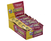 HONEY STINGER PROTEIN BAR BARRAS PROTEINAS CON CAFEINA 15 U MOCH