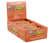HONEY STINGER ENERGY BAR BARRAS DE ENERGIA 15 U PEANUT BUTTER