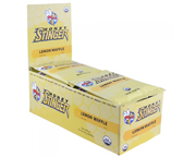 HONEY STINGER ORGANIC ENERGY WAFFLE ENERGIZANTE BOX 16 U LEMON