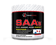 IMAGE SPORTS SAAS ENERGY AMINOACIDOS DE SEDA 150GR FRUIT PUNCH