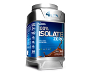INNER ARMOUR PROTEINA 100% ISOLATE ZERO 4 LBS CHOCOLATE