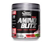 INNER ARMOUR AMINO BLITZ PEAK AMINOACIDOS BCAA 186GR STRAWBERRY