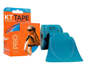CINTA DEPORTIVA KT TAPE PRO KINESIOLOGY TAPE 20 STRIPS BLUE