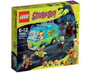 LEGO SCOOBY DOO 75902 THE MYSTERY MACHINE LA MAQUINA MISTERIOSA
