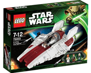 LEGO STAR WARS 75003 A-WING STARFIGHTER NAVE DE COMBATE ALA-A
