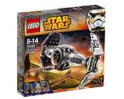 LEGO STAR WARS 75082 TIE ADVANCED PROTOTYPE NAVE IMPERIAL