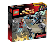 LEGO SUPER HEROES 76029 AVENGERS IRON MAN VS ULTRON