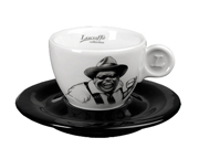 LUCAFFE TAZA DE CAFE ITALIANA MR EXCLUSIVE CAPPUCCINO CUP