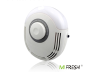 M FRESH PURIFICADOR DE AIRE POWER 50 OZONIZADOR DESINFECTANTE