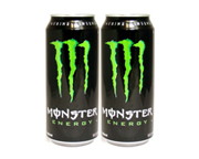 MONSTER ENERGY DRINK BEBIDA ENERGIZANTE 4 UNID PACK