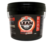 MUSASHI PROTEINA LEAN WPI WHEY PROTEIN ISOLATE 4 LBS CHOCOLATE