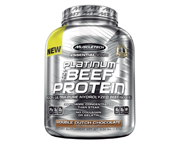 MUSCLETECH PLATINUM BEEF PROTEIN ISOLATE PROTEINA CARNE 4 LB CHO