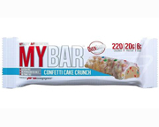 PRO SUPPS MYBAR PROTEIN BAR BARRAS DE PROTEINAS CAKE CRUNCH
