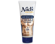 NADS FOR MEN CREMA DEPILATORIA CORPORAL PARA HOMBRE 200ML