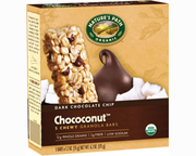 NATURES PATH CHEWY GRANOLA BAR BARRAS PROTEINAS 5 UN CHOCONUT