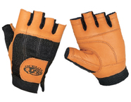 GUANTES ENTRENAMIENTO VALEO OCELOT LIFTING GLOVES (XL) BLACK/ORA