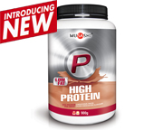 MUSASHI PROTEINA P HIGH PROTEIN WHEY 2 LBS ICED CHOCOLATE