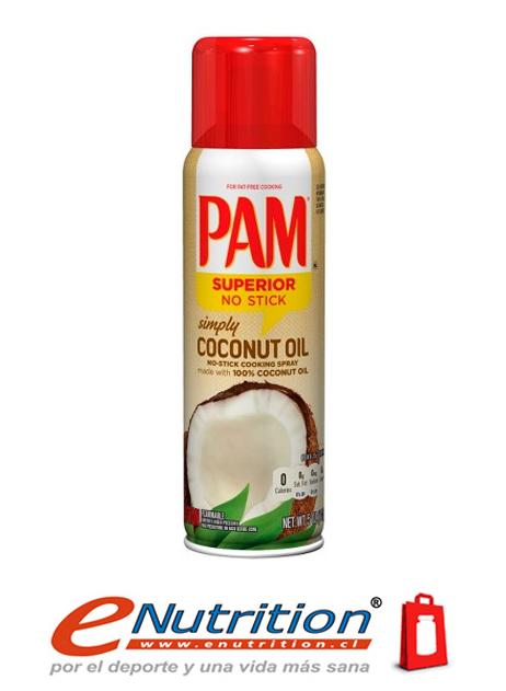 Enutrition for Aceite de coco para cocinar