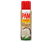 PAM COCONUT OIL NO-STICK 100% ACEITE DE COCO EN SPRAY 141GR