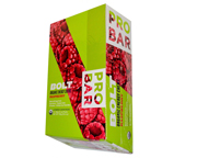 PROBAR BOLT CHEWS MASTICABLES ENERGIZANTES BOX 120 UN RASPBERRY