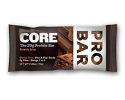 PROBAR BARRA DE PROTEINAS CORE PROTEIN BAR UNID BROWNIE