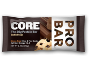 PROBAR BARRA DE PROTEINAS CORE PROTEIN BAR UNID COOKIE