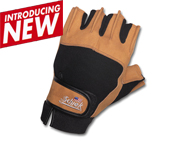GUANTES ENTRENAMIENTO SCHIEK POWER SERIES 415 (L) NATURAL/BLACK