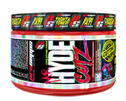 PRO SUPPS MR. HYDE CUTZ POTENTE QUEMADOR DE GRASAS 117GR BLUERAZ
