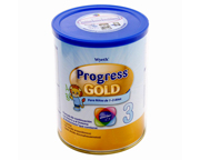 PROGRESS GOLD ETAPA 3 FORMULA PARA LACTANTES ALIMENTO 900GR