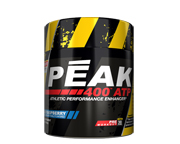 AMINO PEAK 400 ATP AMINOACIDOS PRE-WORKOUT CREATINA 36GR BERRY