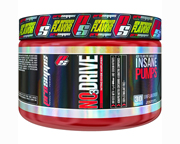 PRO SUPPS NO3 DRIVE NITRIX CRECIMIENTO Y DEFINICION 81G FRUIT