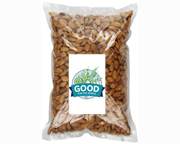 GOOD FOR THE WORLD RAW ALMOND ALMENDRAS NATURALES ENTERAS 1KG